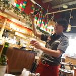 スパニッシュ レストラン チャバダ - パフォーマンス