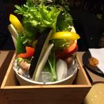 野菜とワインの食堂 スナッピィー -