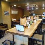 麺 平蔵 - 店内