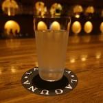 ラグナ ザ バー - ☆お水グラスはこちらです(^_-)-☆☆