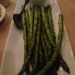 Ruth's Chris Steak House - アスパラ