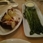 Ruth's Chris Steak House - ベイクドポテト