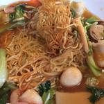 龍天楼 - 麺はこんなんです