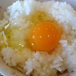 68133878 - ごはんは卵かけご飯に。
