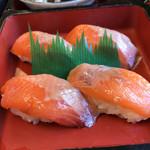 食事処 寿 - 料理写真:握り。