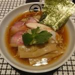 Mendokorojanomeya - 鶏煮干しそば
