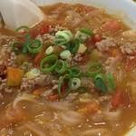 Ha Lang Son - トマト麺、これはうまい