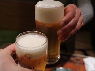 周 - エビス生ビールで乾杯♪♪♪