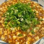 68137654 - 麻婆は細切りの豆腐が特徴!四川感は少ない感じです。