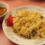 慶華楼 - 海老炒飯(700円)