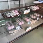 野田もち店 - 料理写真:店内