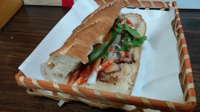 BAMI OISHI - バインミーパテ豚肉