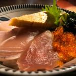 68145364 - 備中屋海鮮丼(並)980円