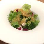西安健菜キッチン - サラダ