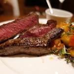 Nomurie - アンガス牛ランプ肉ステーキ
