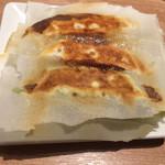 西安健菜キッチン - 焼き餃子