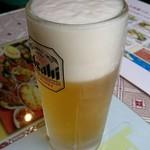 パティバラ - ドリンク写真:生ビール。
