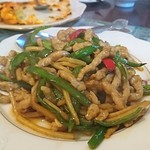 中華料理 祥宇 - 青椒肉絲