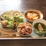 naturalcafe KIKI - 料理写真: