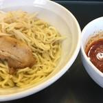 麺や すずらん亭 - 冷やしトマト担々つけ麺セット