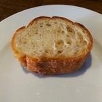 ビストロサイクル - オードブルについてるパン