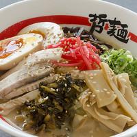 東京発祥豚骨ラーメン 哲麺縁 - 冷やし中華(醤油・ごま)夏季限定