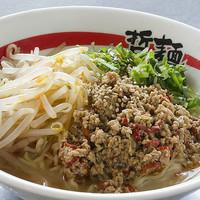 東京発祥豚骨ラーメン 哲麺縁 - 冷やしごま担々麺 夏季限定