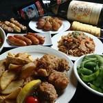 バディバディ - 料理写真:期間限定ビアホールプラン