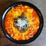 初代白湯担々麺