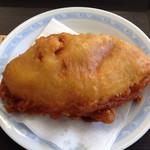 おいしいパン屋さん - カレーの天ぷらパン(税込120円)
