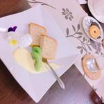 ビストロ キッチン ロゼ - 料理写真:サンドイッチコース
