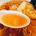 のんべえ食堂 天火 - 透き通ったスープ