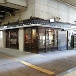 駅馬車 - JR高架下です
