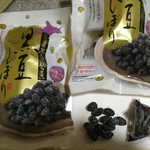 筑紫の湯 - 料理写真:黒豆しぼり=291円×2個
