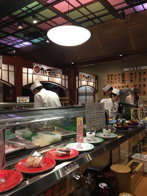 グルメ回転寿司 函太郎 五稜郭公園店