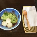 ぶんぶくちゃがま - 料理写真: