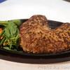 ハンバーグアンドステーキ ハンバーグマニア - 料理写真:ハート1kgハンバーグ