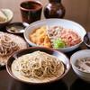 御清水庵 宮川 - 料理写真:お蕎麦のコース仕立て。個性の異なる在来種を特性にあった食べ方で。