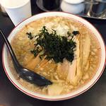 ヘルズキッチン - 燕三条煮干麺 塩 780円