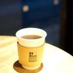 ビー ア グッド ネイバー コーヒー キオスク - 本日のコーヒー エチオピア s ¥360