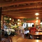 花Cafe Aivalley - ごゆっくりお寛ぎ下さい。