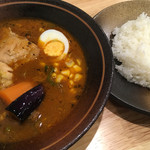 Soup Curry 笑くぼ - 料理写真: