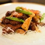 Kitashinchikyouka - 牛肉の黒胡椒炒め