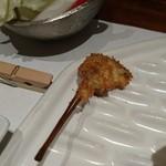 串処 最上 - 串カツです