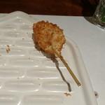 串処 最上 - 高級串カツです