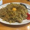 Heaven's kitchen 中華 玲音 - 料理写真:「たまごカレーごはん」850円
