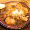 茅場町鳥徳 - 料理写真:鳥鍋