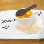 モード カフェ ギャマン - トロピカル・パンナコッタ