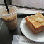 ディーン&デルーカ マーケットストア - トーストモーニング 500+50円