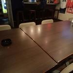 ピッチ - 【2017.6.6(火)】テーブル席
